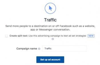 facebook ad pick campaign name